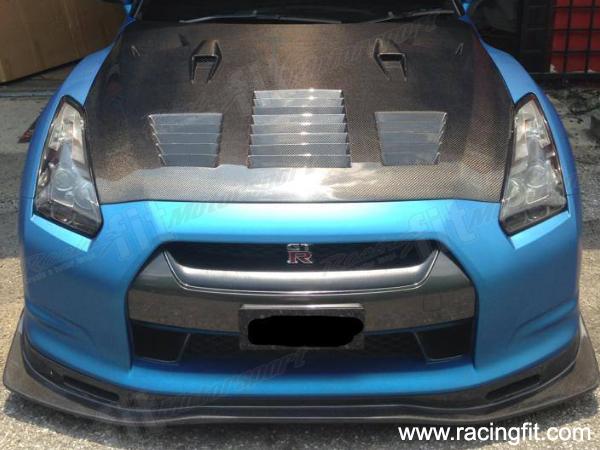 GTR R35 Seibon Carbon Bonnet