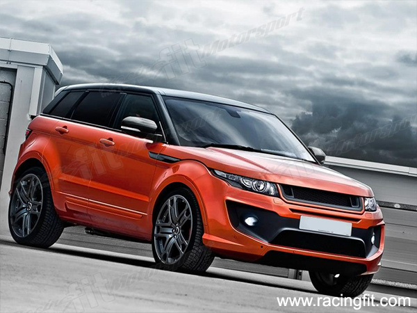 EVOQUE KARN DESIGN Bodykit