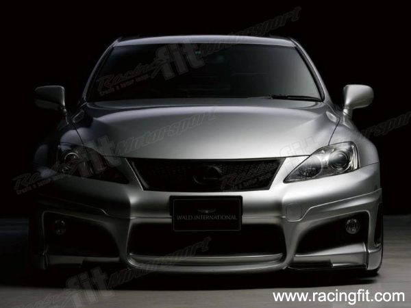 Lexus IS250 Wald Sports Line Black Bison Edition