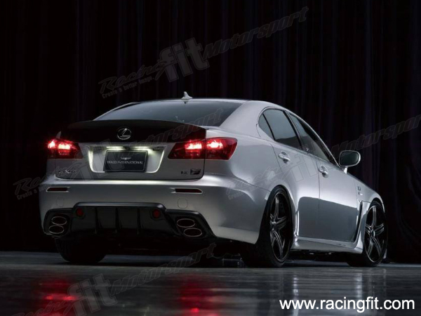 IS250 Wald Sports Line Black Bison Edition