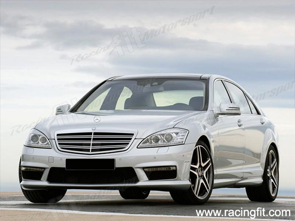 Mercedes Benz S-Class S65 AMG Style Full Body Kit