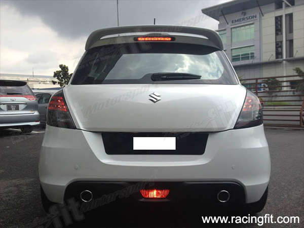 Malaysia Body Kit Spoiler Door Visor Accessories