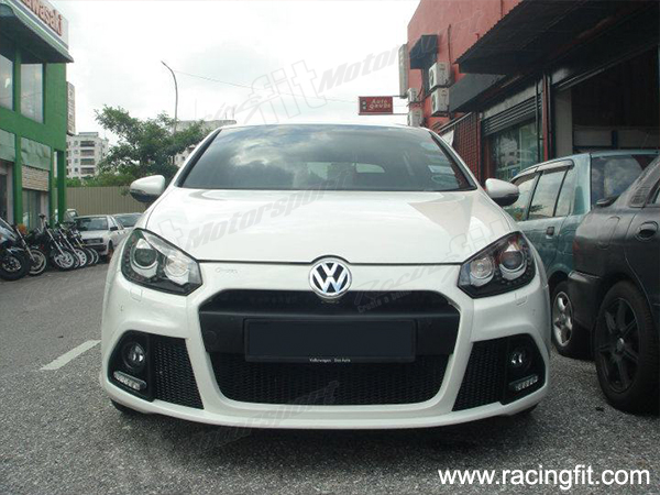 VW Golf R (R20) Bodykit