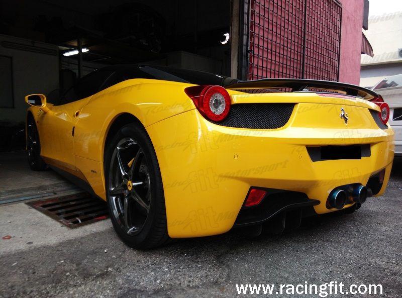 458 Italia Wing Spoiler