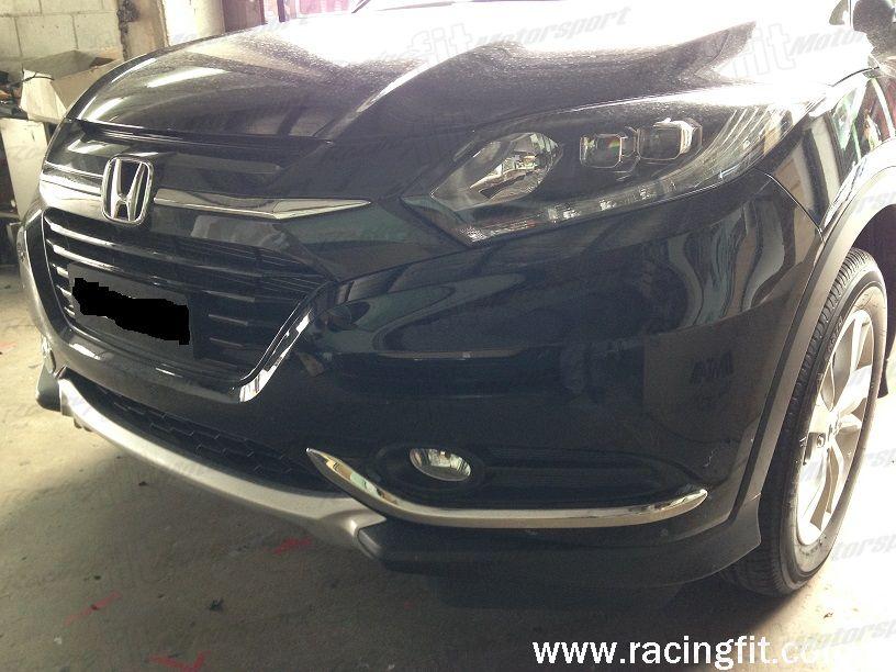 Honda HRV Skit Plate
