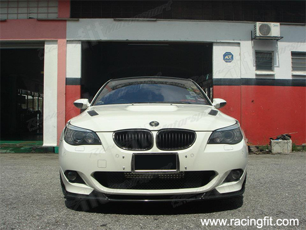 BMW E60 5-Series M Sport Add-On Bodykit